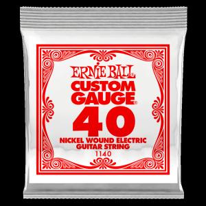 Pojedyncza struna ERNIE BALL Nickel Slinky 040w