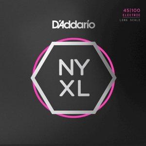 Struny D'ADDARIO Nickel Wound NYXL (45-100)