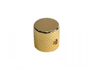 Gałka metalowa na śrubkę HOSCO HK-MKF (GD)