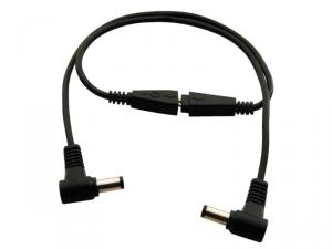 ROCKGEAR kabel DC/DC odwr. polar. (50cm)