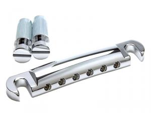 Aluminiowy zaczep strun GOTOH GE101A (CR)