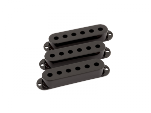 Komplet osłon przetworników FENDER 0991364000 (BK)
