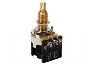 Potencjometr push-pull CTS 500K audio (długi)