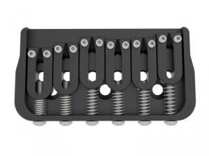 Mostek stały HIPSHOT 6str, 4,5mm (BK)