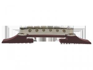 Mostek do gitar hollow-body HOSCO/GOTOH F-2820