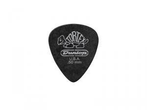 Kostki DUNLOP Tortex Pitch Black Standard 0,50