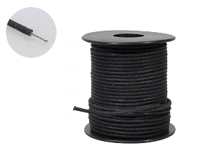 Woskowany kabel vintage BOSTON PBW50 (BK)
