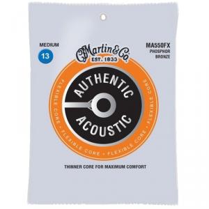 Struny do akustyka MARTIN Auth. MA550FX (13-56)