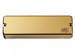 Aktywny przetwornik MEC M 60205 split coil Soapbar 5-strun, złoty