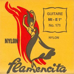 Struny do klasyka SAVAREZ Flamencita SA170