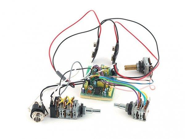MEC M 60033-18 3-pasmowy układ korekcji