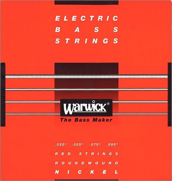Struny do basu WARWICK Nickel Plated (35-95)