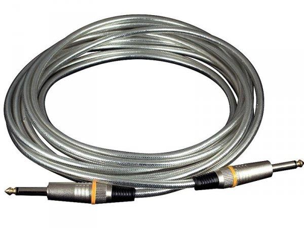 Kabel RockCable 3m RCL 30203 D6 (srebrny)