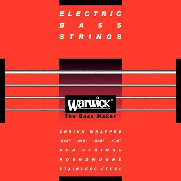 Struny WARWICK 42200 (45-105) Stainless Steel