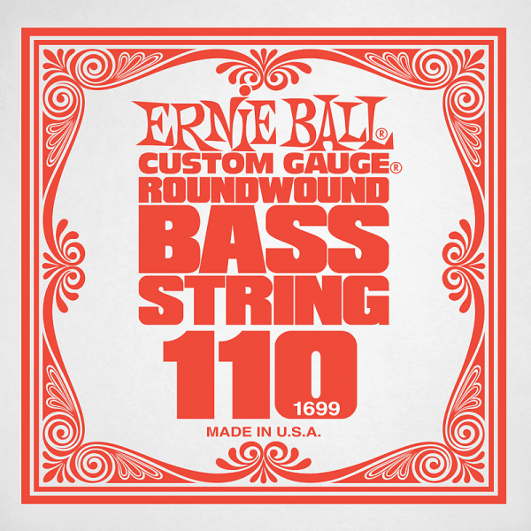 Struna do basu ERNIE BALL Slinky Nickel 095w