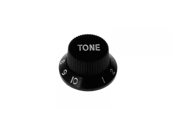 Gałka wciskana VPARTS KB-01T (BK)