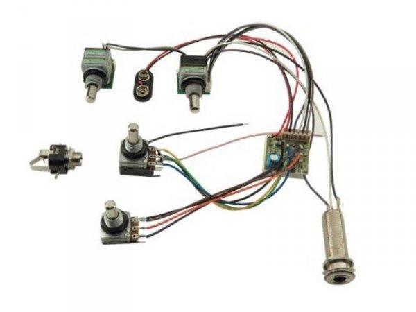 M 60072 2-pasmowy equalizer