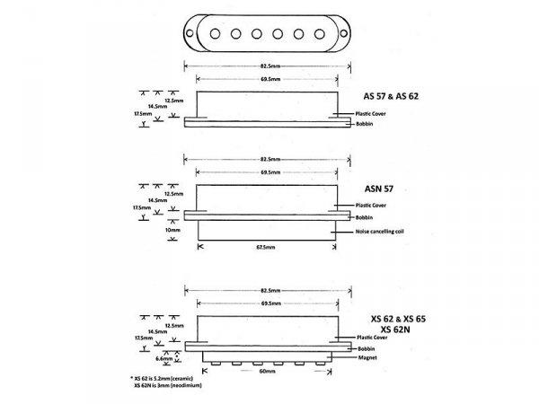 ENTWISTLE XS62 (WH, bridge)