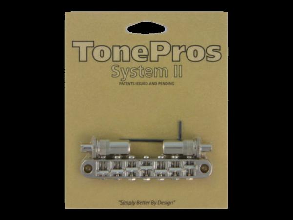 Mostek tune-o-matic 7str TONEPROS TP7 6,3mm (N)
