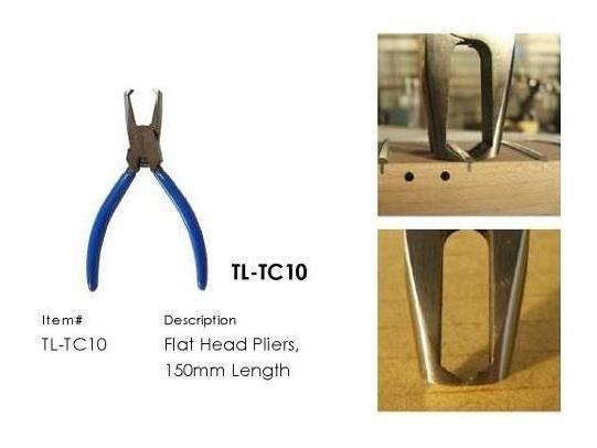 Cęgi do demontowania progów HOSCO TL-TC10