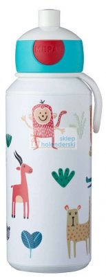 Bidon 400ml Zwierzaki Animal Friends Campus 3.0 Mepal