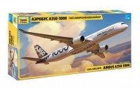 Zvezda Zestaw modelarski Airbus A-350-1000