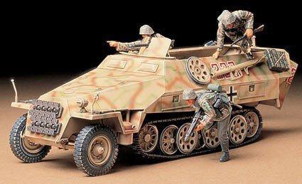 Tamiya TAMIYA Mtl. SPW Sd.Kfz. 251/1 Ausf.D