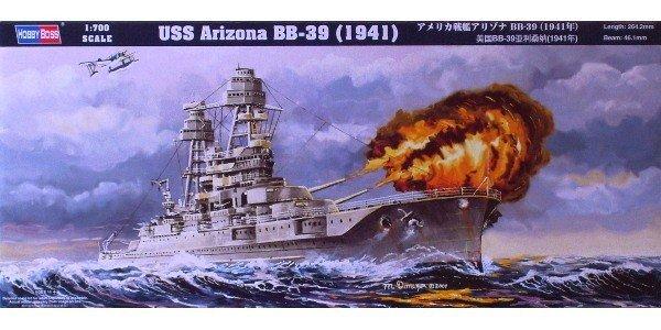 Hobby Boss HOBBY BOSS USS Arizona B B-39 1941