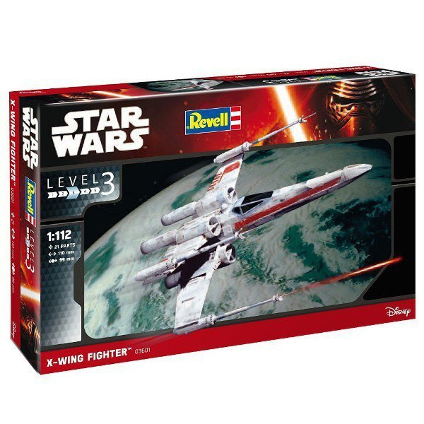 Revell REVELL Star Wars X-wing fighter