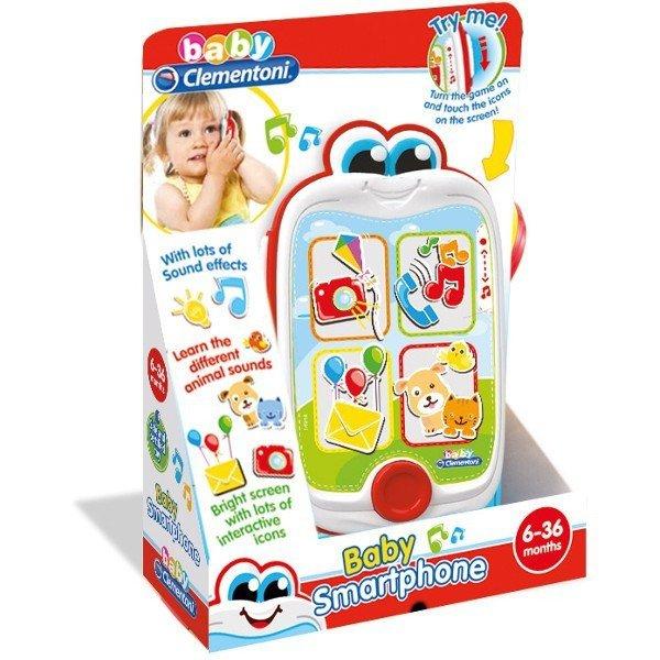 Clementoni Smartfon dziecięcy