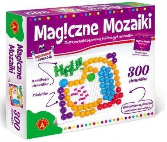 Alexander Magiczne Mozaiki  - Kreatywność i Edukacja 300