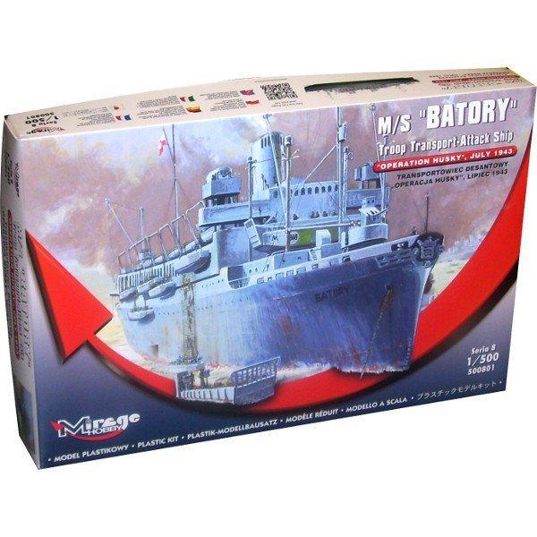 Mirage MIRAGE M/S Batory Troop Transport-AttackShip
