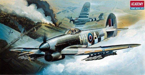 Academy Hawker Typhoon