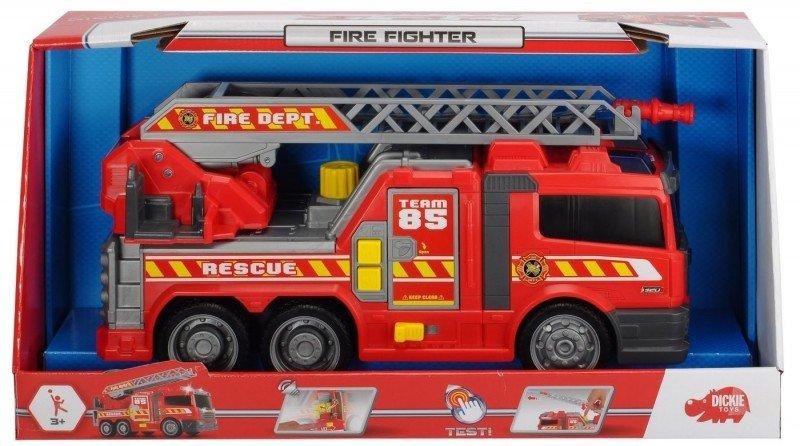Dickie Action Series Straż pożarna, 36 cm