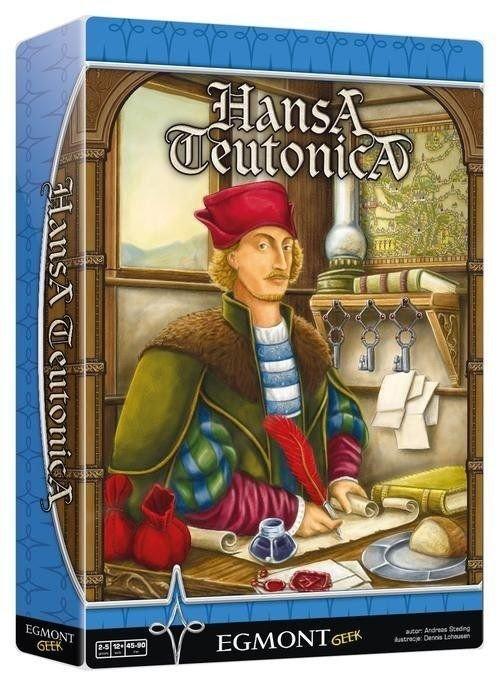 Gra Hansa Teutonica