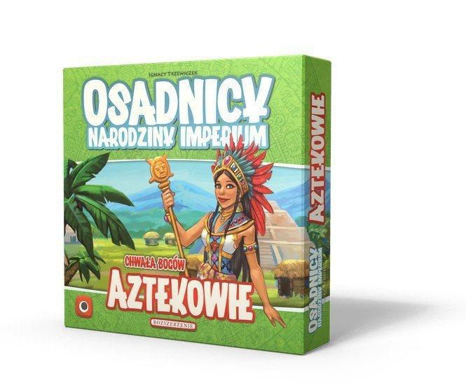 Portal Games Osadnicy: Aztekowie