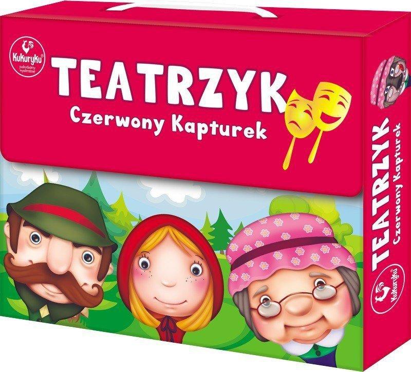 Promatek Teatrzyk-Czerwony Kapturek