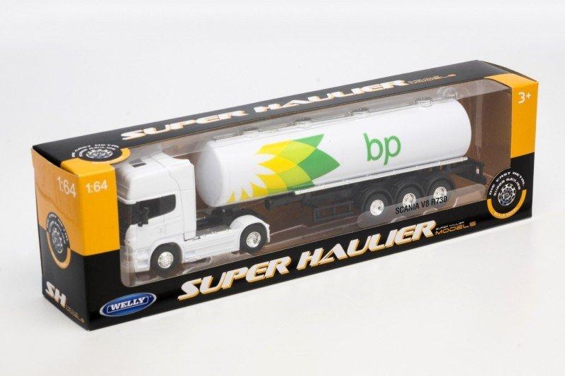 Dromader Welly Truck 1:64 Scania V8