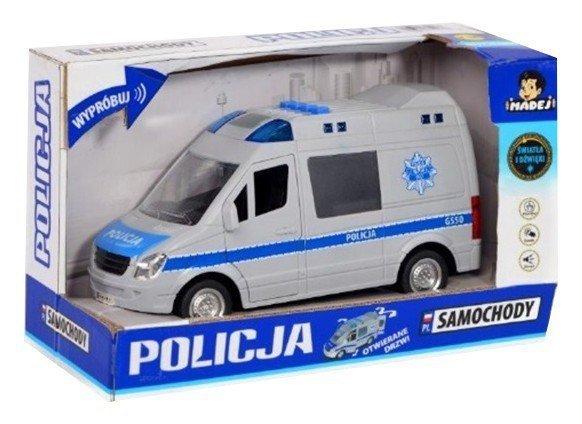 Madej Policja z dźwiękiem