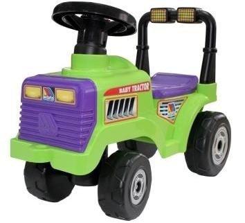 WADER-POLESIE Jeździk traktor Mitia