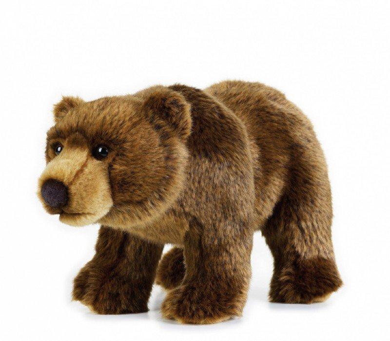 Dante Pluszak National Geographic Niedźwiedź Grizli 30 cm
