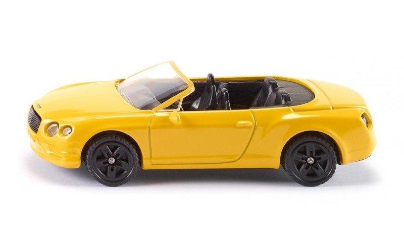 Pojazd Bentley Continental GT V8 Convertible