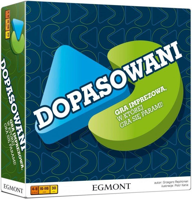 Gra Dopasowani