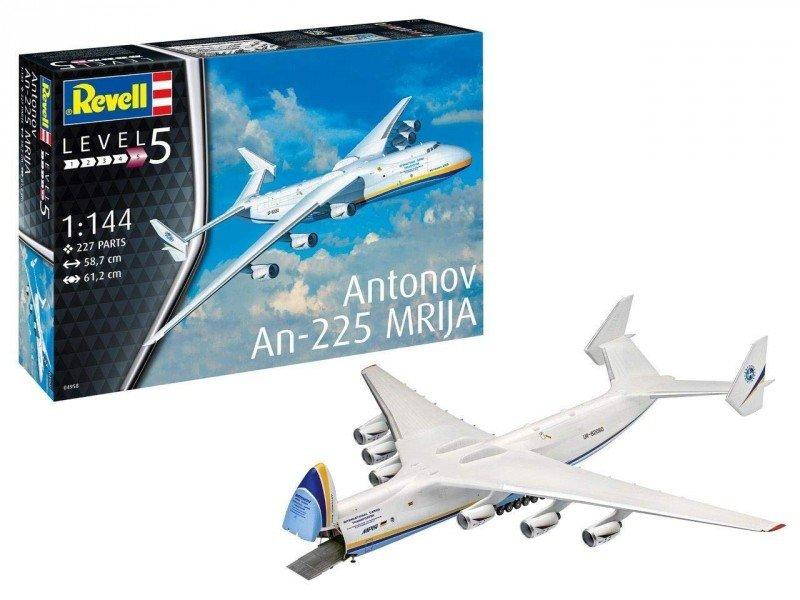 Revell Model plastikowy Antonov AN-225 Mrija