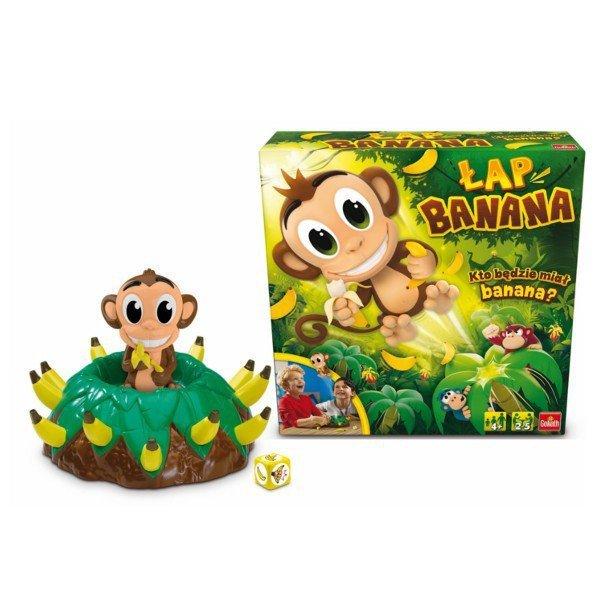 Goliath Gra Łap banana