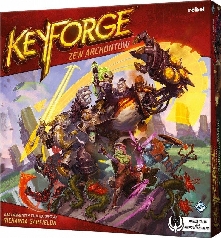 Rebel Gra KeyForge: Zew Archontów - Pakiet startowy