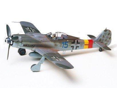 Model plastikowy Samolot Focke-Wulf Fw190 D9