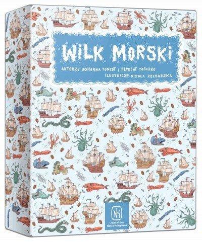 Nasza księgarnia Gra Wilk Morski