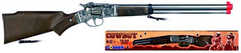 Pulio Strzelba kowbojska GONHER 98/0 metalowa