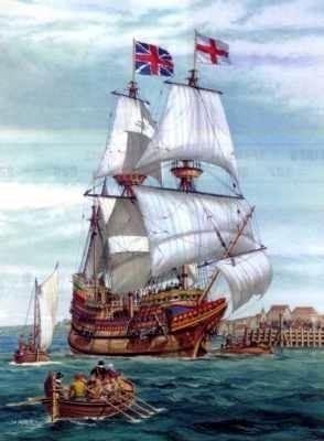 Heller Mayflower